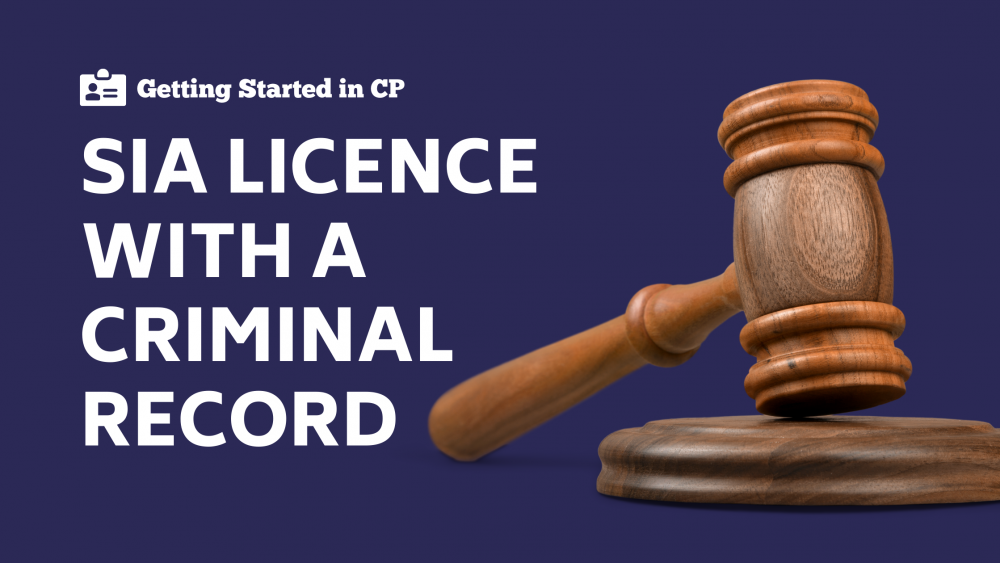Can I Get a License With a Criminal Record?